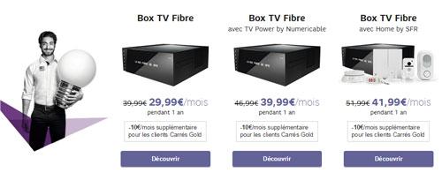 box tv fibre de sfr premi re offre internet avec numericable. Black Bedroom Furniture Sets. Home Design Ideas