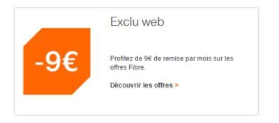 Fibre optique Orange à moins de 20€: derniers jours pour profiter de l'offre!