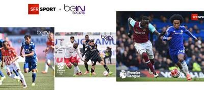 SFR mise sur le sport en intégrant beIN Sports à ses offres internet