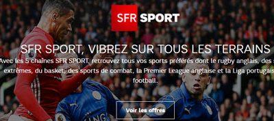 La Ligue des Champions bientôt diffusée en exclusivité sur SFR Sport